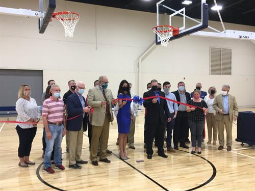 New facility opens doors for Sports Tourism in Kentucky town