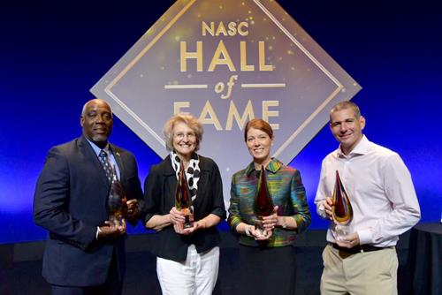 Congrats 2019 Hall of Fame Inductees