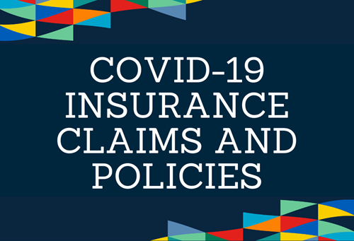 COVID-19 Insurance claims and policies