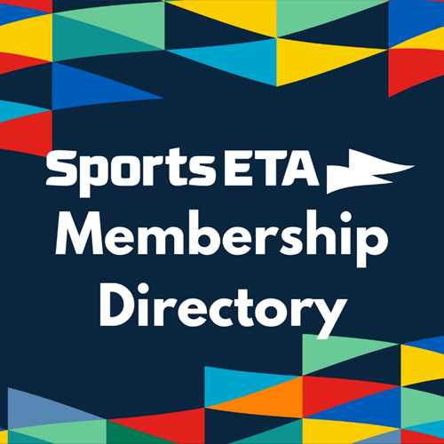 Sports ETA Member Benefit: Membership Directory