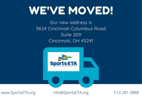 We've Moved! Please update your records.